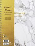 Details for Marble 2018 Student Academic Planner: July 2017-June 2018